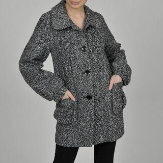 Regent Womens Tweed Walking Coat