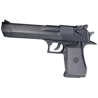 Cybergun   Pistolet à billes Desert Eagle 44AE Noir   Vente interdite