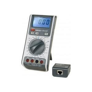 ELECTRICITE (MULTIMETRE   DETECTEUR DE TERRE   TEST PRISE) MULTIMETRE