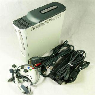 Microsoft Xbox X360 Game Console 20GB (Refurbished)