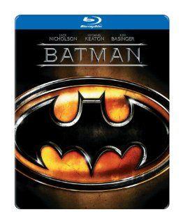 Batman [Blu ray Steelbook] Michael Keaton, Kim Basinger