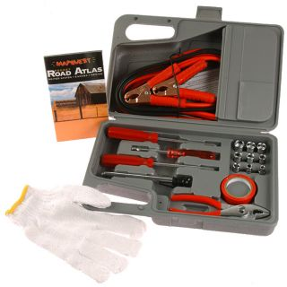Emergency Roadside 31 pc. Tool Kit