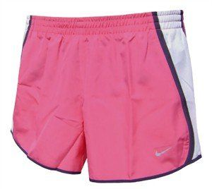 Nike Womens Dri Fit Pacer Running Shorts  Pink XL Sports