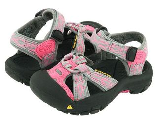 Keen Kids Raleigh (Toddler/Youth) Azalea Pink Sandals