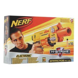 Nerf Barricade Pistolet Semi Automatique   Achat / Vente JEU DE TIR