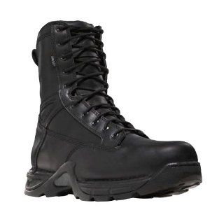 Danner 42985 Striker II GTX Side Zip Uniform Boots   Black 10 D: Shoes