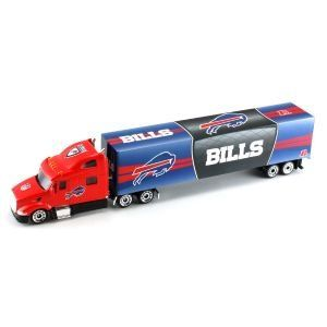 2012 Tractor Trailer 1:80 Scale Diecast   Buffalo Bills