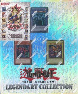 YuGiOh Card Game Legendary Collection Binder Set Box with