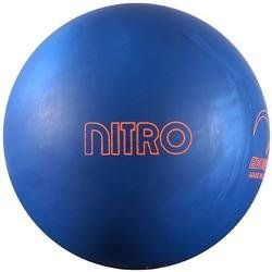Ebonite Nitro Urethane Dark Blue Pearl Bowling Ball   One