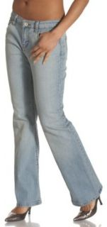 LEI Juniors Sophia 5 Pocket Hip Hugger Flare Jean