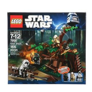 LEGO Ewok Attack Toy Set