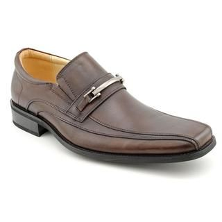 Steve Madden Mens Kinndle Leather Dress Shoes (Size 9)