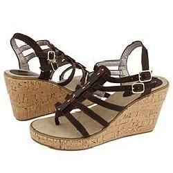 Madden Girl Shaken Brown Paris Sandals