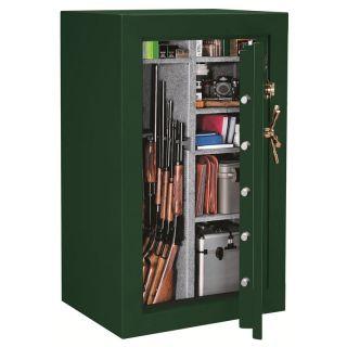 Stack On 40 gun Combo Lock Gun Safe