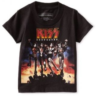 Kiss Boys 2 7 Destroyer Shirt Clothing