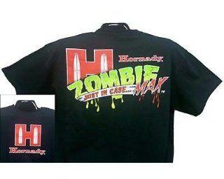 HORNADY Hornady Zombie T shirt   Large
