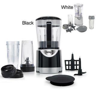 Ninja Kitchen System   Licuadora y procesador de alimentos con opción