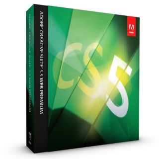 Adobe CS5.5 Web Premium   Mise à jour depuis Web Premium CS4 [PC