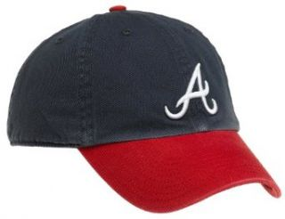 MLB Atlanta Braves Franchise Fitted Baseball Cap with Red