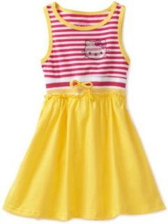 Hello Kitty Girls 4 6X Tank Dress with Rhinestones, Aspen