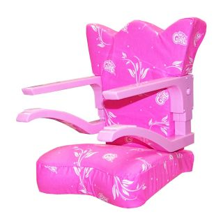 Clip on Table Chair for 18 inch Fashion Dolls