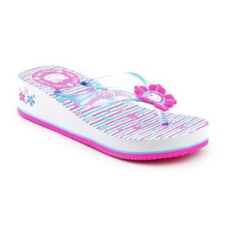Hello Kitty Girls Daisy Man Made Sandals