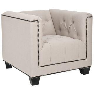 Majesty Beige Club Chair