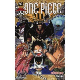 One piece t.54   Achat / Vente Manga Eiichiro Oda pas cher