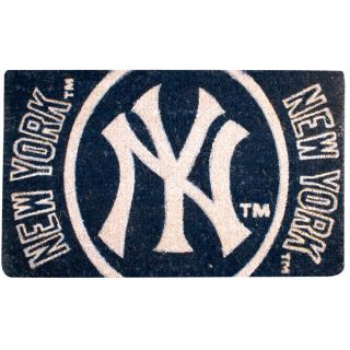 New York Yankees Door Welcome Mat