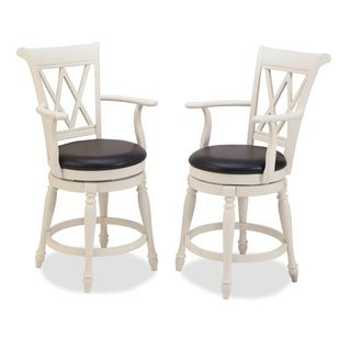 Home Styles Deluxe Traditions Bar Stool