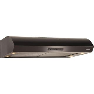 Broan Evolution 1 Series 36 inch Black Under cabinet Range Hood