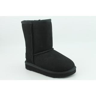 Ugg Australia Girls Classic Regular Suede Boots