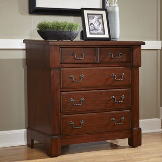 The Aspen Collection Mahogany Drawer Chest