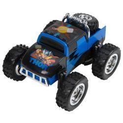 Marvel Regener8r 124 Scale Thor 4x4 Toy Car