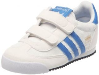 Adidas Trainers Shoes Kids Dragon Cf I White Shoes