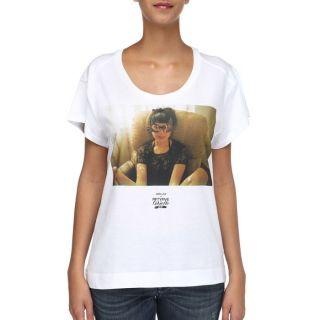 55DSL Tee Shirt Femme Blanc   Achat / Vente T SHIRT 55DSL Tee Shirt