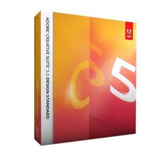ADOBE   Creative Suite 5.5 Design Standard (Edition pour etudiants et