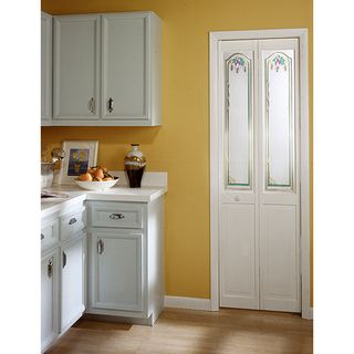 Decorative glass pantry doors on popscreen - Decorative glass interior pantry doors ...