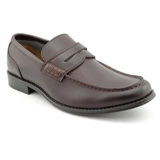 Steve Madden Mens Petro Leather Dress Shoes