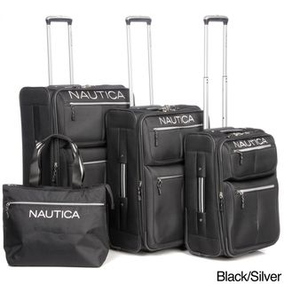 Nautica Maritime II 4 piece Luggage Set