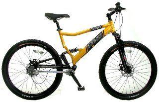 Dynamic Mountain Bike   Full Suspension Chainless Bike