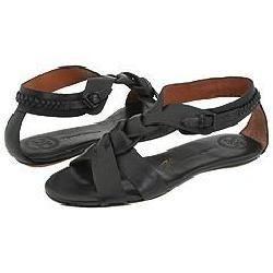 Modern Vintage Fatima Black Vintage Bilos Sandals