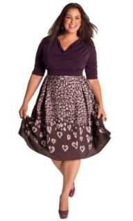 IGIGI by Yuliya Raquel Plus Size Jane Vintage Dress in