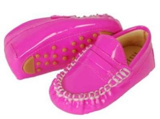 TRUMPETTE Baby SHOES PINK Patent Leather Girls 4 Trumpette Shoes