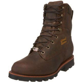 Chippewa Mens 29416 8 Waterproof Insulated Work Boot Shoes