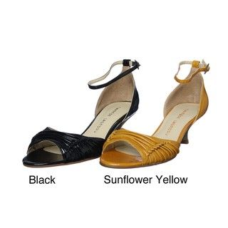 Chinese Laundry Womens Pinta Low Kitten Heel Sandals FINAL SALE