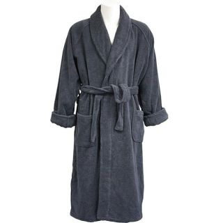 Leisureland Mens 52 inch Terry Cloth Robe