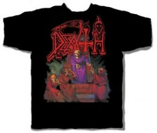 Death   Scream Bloody Gore Adult T Shirt, Size X Large