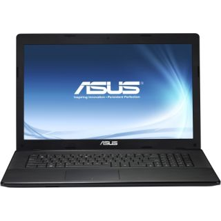 Asus X75A DB31 17.3 LED Notebook   Intel Core i3 i3 2370M 2.40 GHz