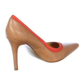 Charles by Charles David Womens Prism Leather Pump